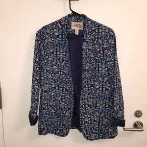 Forever 21 blazer with shoulder pads